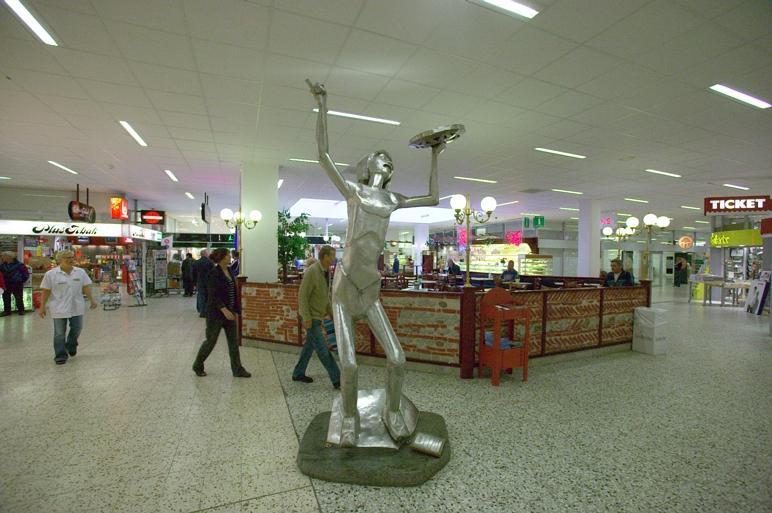 shopping i Avesta